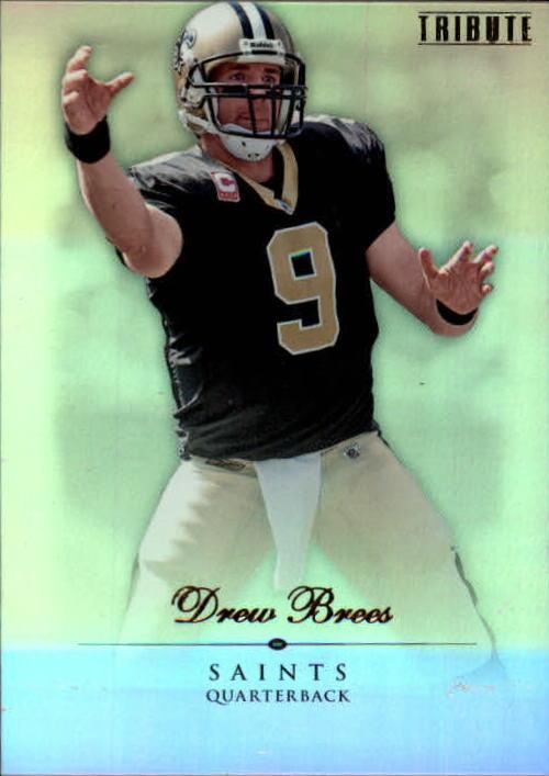 2010 Topps Tribute #1 Drew Brees