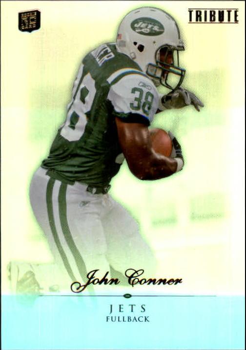 2010 Topps Tribute #8 John Conner RC