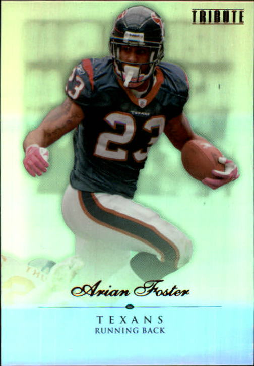 2010 Topps Tribute #11 Arian Foster