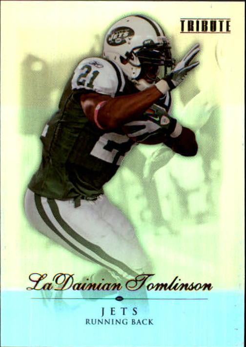 2010 Topps Tribute #15 LaDainian Tomlinson