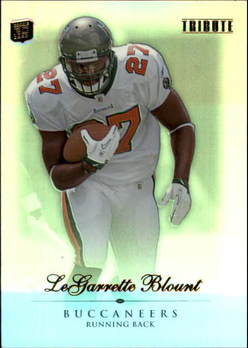 2010 Topps Tribute #17 LeGarrette Blount RC