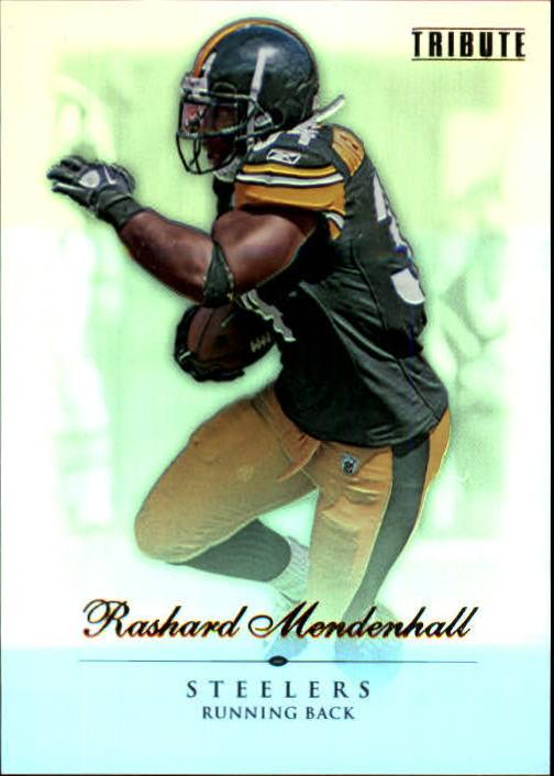 2010 Topps Tribute #18 Rashard Mendenhall