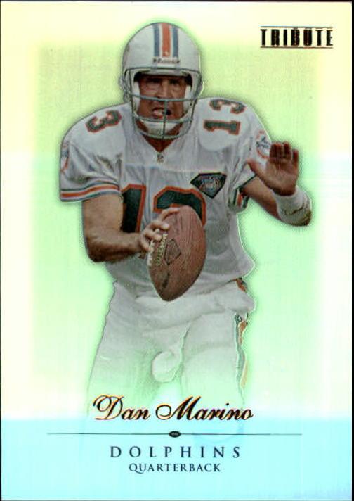 2010 Topps Tribute #22 Dan Marino