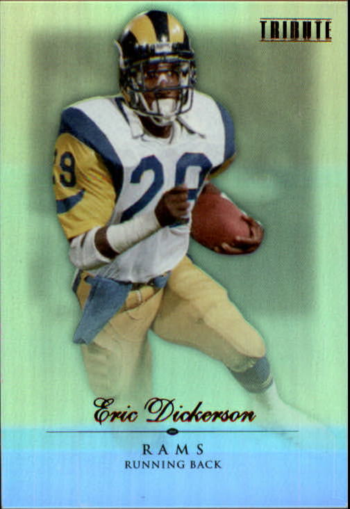 2010 Topps Tribute #25 Eric Dickerson