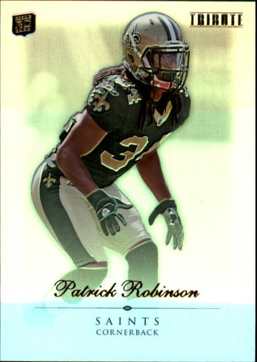2010 Topps Tribute #32 Patrick Robinson RC