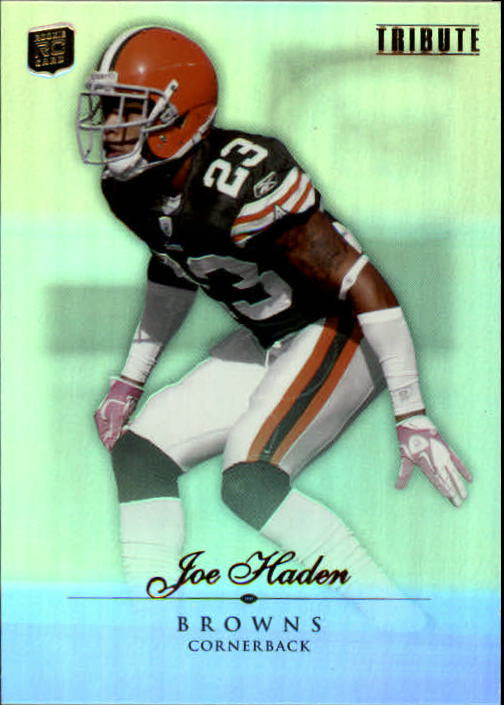 2010 Topps Tribute #53 Joe Haden RC