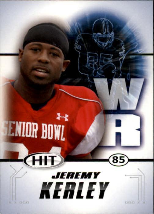 2011 SAGE HIT #6 Jeremy Kerley