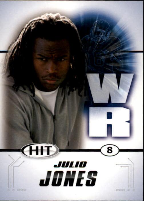 2011 SAGE HIT #8 Julio Jones