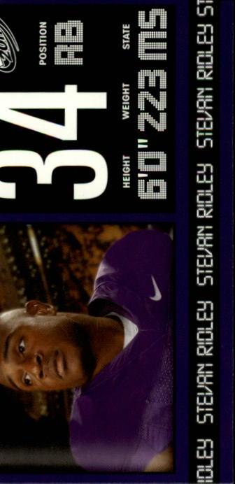 2011 Press Pass #16 Stevan Ridley