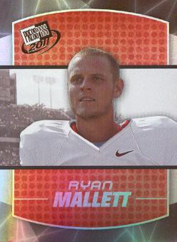 2011 Press Pass Target Exclusive #TAR3 Ryan Mallett