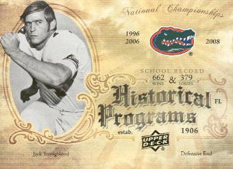 2011 Upper Deck Historical Programs #HP1 Jack Youngblood