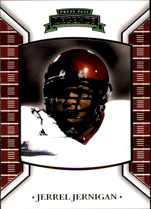 2011 Press Pass Legends #34 Jerrel Jernigan