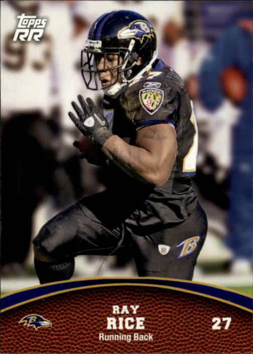 2011 Topps Rising Rookies #13 Ray Rice