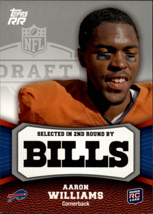 2011 Topps Rising Rookies #119 Aaron Williams RC