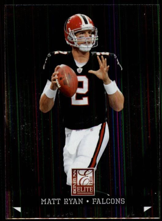 2011 Donruss Elite #4 Matt Ryan