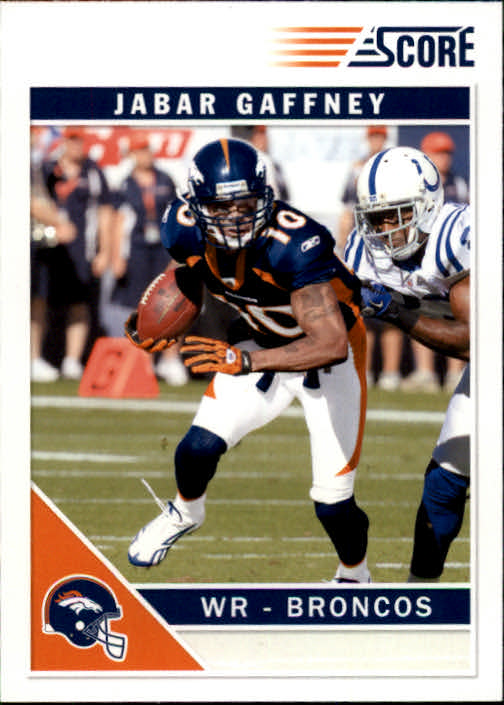 2011 Score #89 Jabar Gaffney
