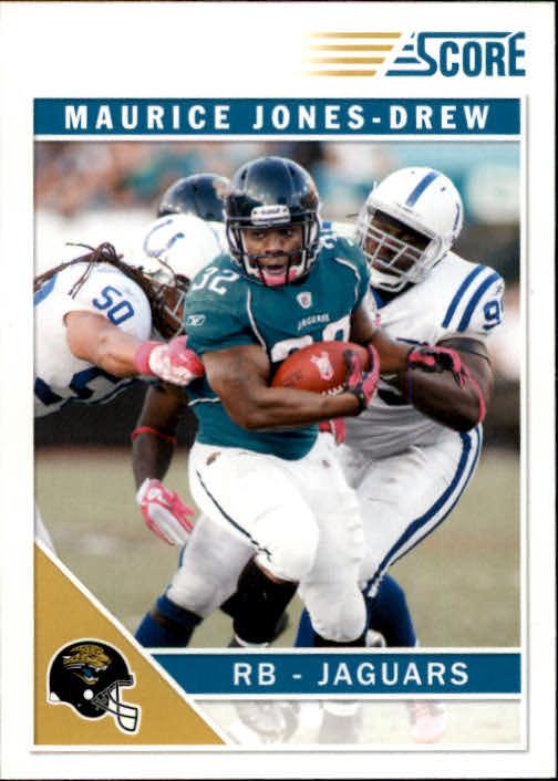 2011 Score #136 Maurice Jones-Drew