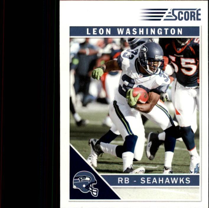 2011 Score #260 Leon Washington