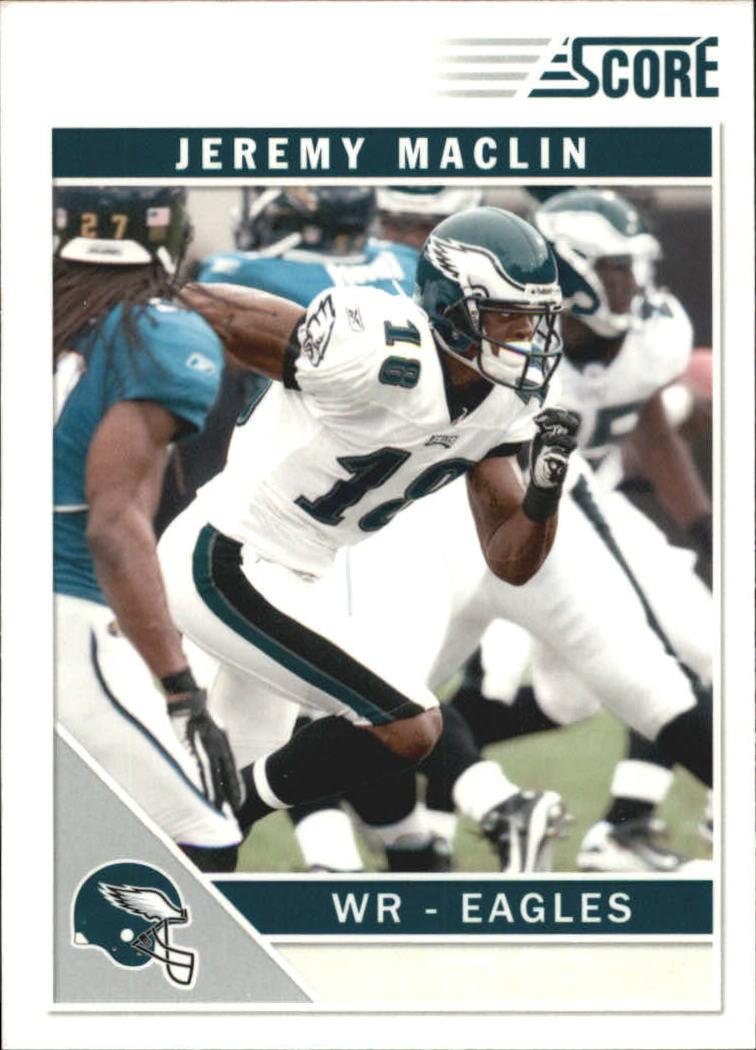 2011 Score Glossy #221 Jeremy Maclin