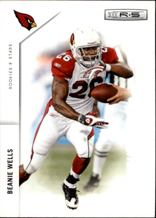 2011 Rookies and Stars #1 Chris Wells