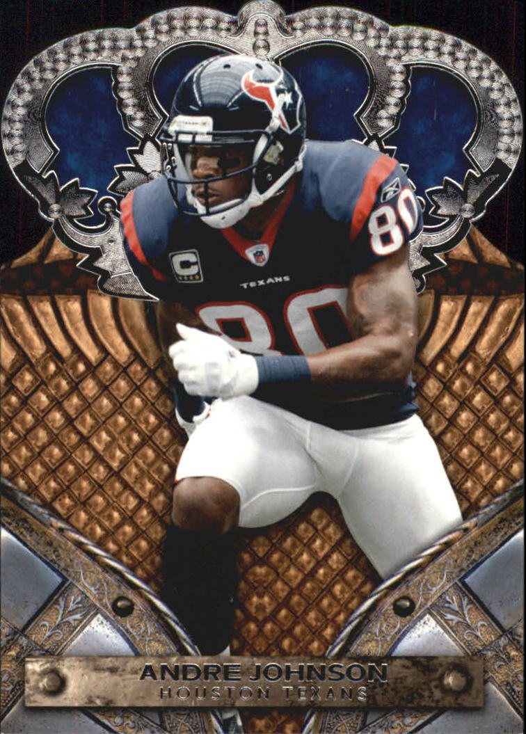 2011 Crown Royale #4 Andre Johnson