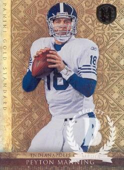 2011 Panini Gold Standard #2 Peyton Manning