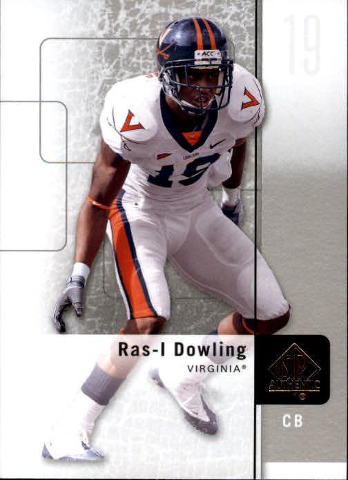 2011 SP Authentic #13 Ras-I Dowling
