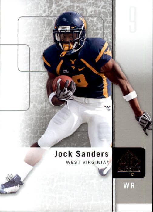 2011 SP Authentic #65 Jock Sanders