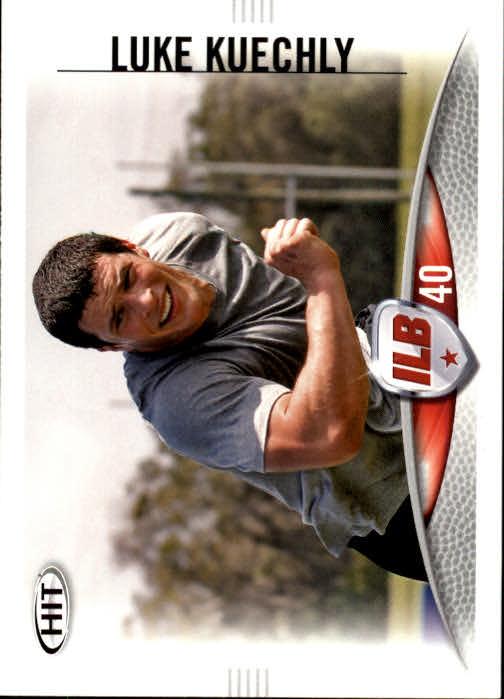 2012 SAGE HIT #40 Luke Kuechly
