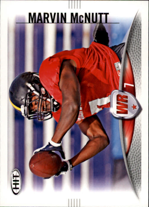 2012 SAGE HIT #77 Marvin McNutt