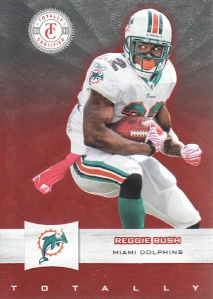 2011 Totally Certified #12 Reggie Bush