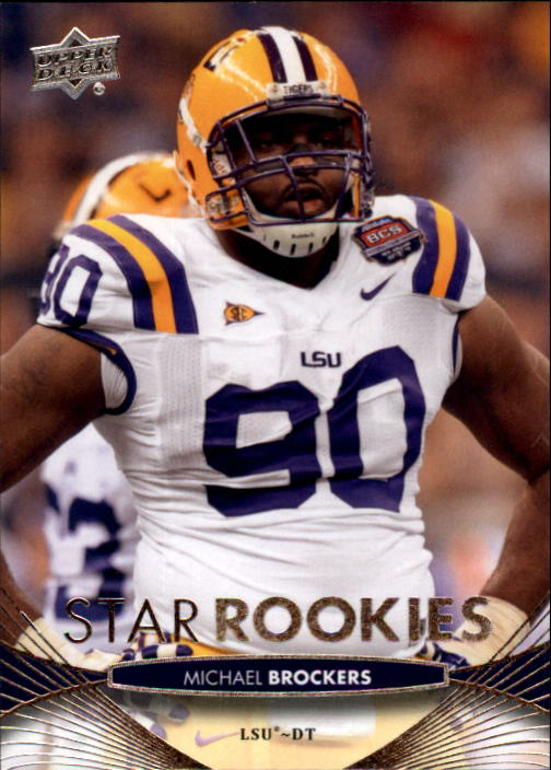 2012 Upper Deck #54 Michael Brockers