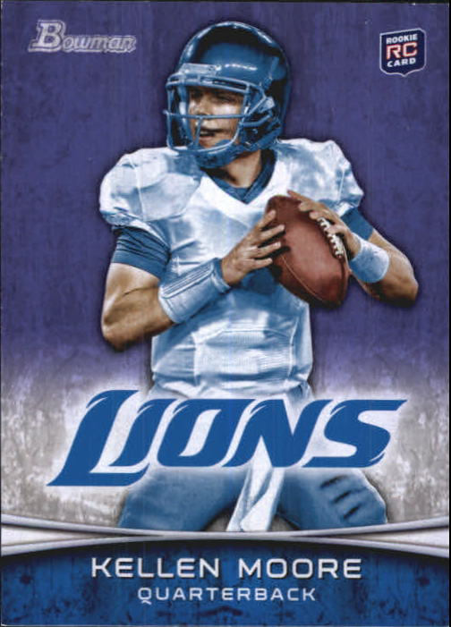 2012 Bowman Purple #107 Kellen Moore