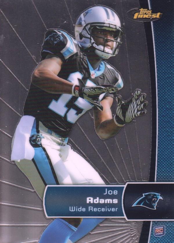 2012 Finest #127 Joe Adams RC