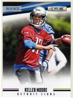 2012 Rookies and Stars #182 Kellen Moore RC