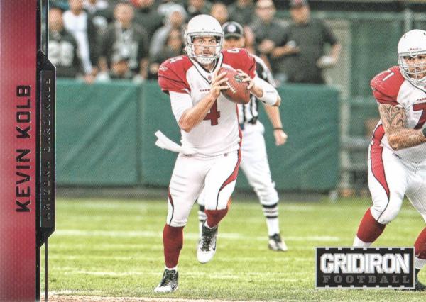 2012 Gridiron #4 Kevin Kolb