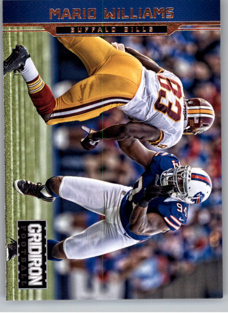 2012 Gridiron #23 Mario Williams