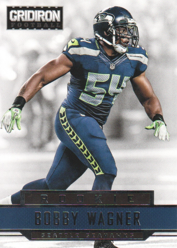 2012 Gridiron #207 Bobby Wagner RC