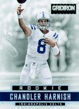 2012 Gridiron #214 Chandler Harnish RC
