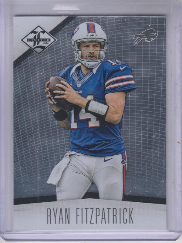 2012 Limited #14 Ryan Fitzpatrick