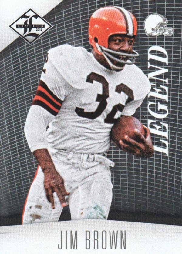 2012 Limited #114 Jim Brown