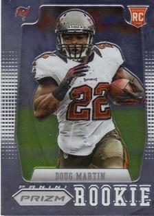 2012 Panini Prizm #212A Doug Martin RC