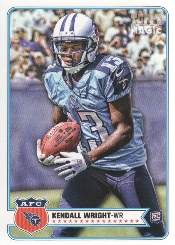 2012 Topps Magic #115 Kendall Wright RC