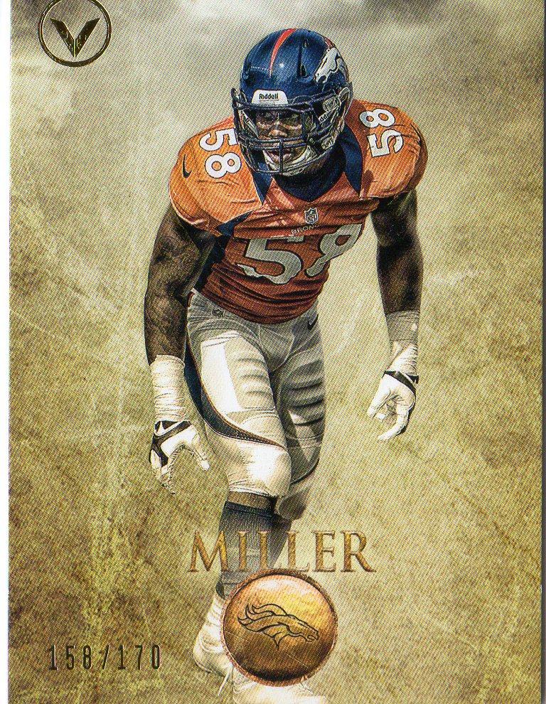 2012 Topps Valor #11 Von Miller