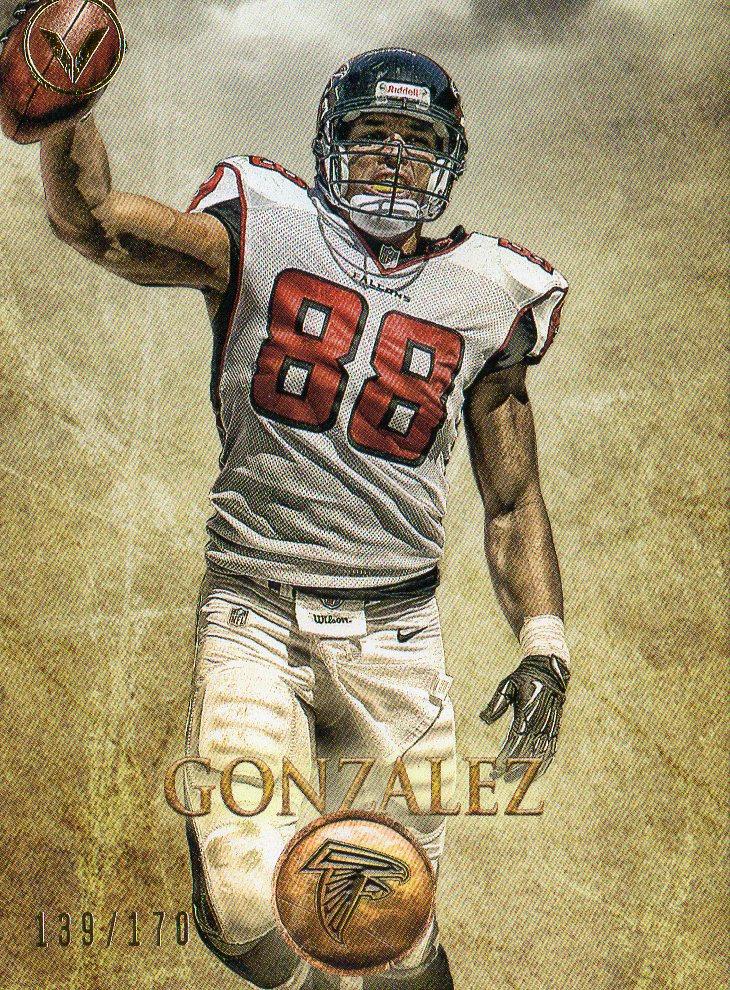 2012 Topps Valor #14 Tony Gonzalez