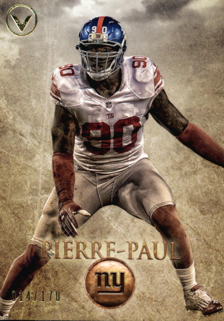 2012 Topps Valor #15 Jason Pierre-Paul