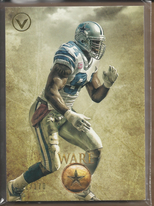 2012 Topps Valor #23 DeMarcus Ware