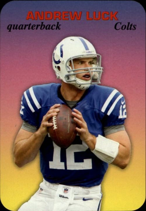2013 Topps Archives 1970 Glossy #3 Andrew Luck