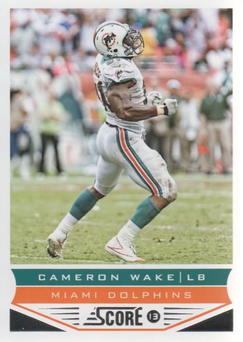 2013 Score #113 Cameron Wake