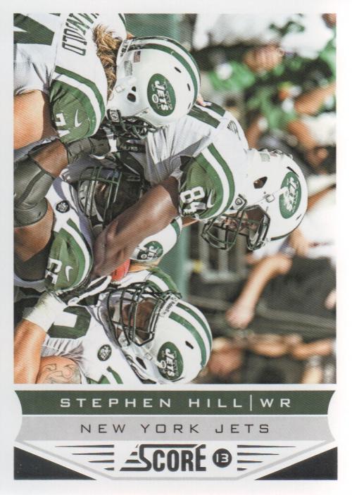 2013 Score #146 Stephen Hill